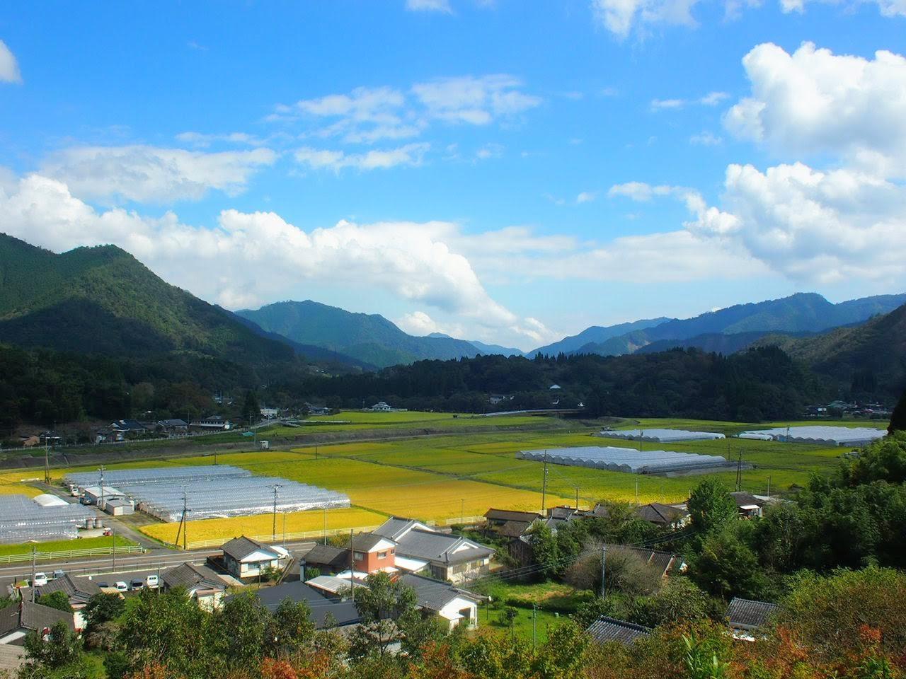 日本の美しさを感じる場所 すきむらんどで遊ぶ 小林市須木(こばやしし ...